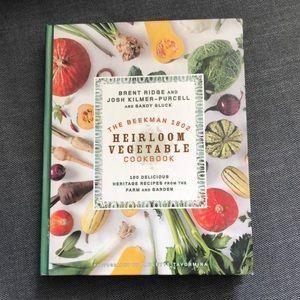 Heirloom Vegetable Cookbook